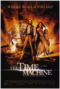The Time Machine - 27 x 40 Movie Poster - Style C