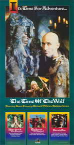 The Time Of The Wolf - 20 x 40 Movie Poster - Style A