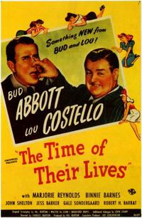 The Time of Their Lives - 11 x 17 Movie Poster - Style B