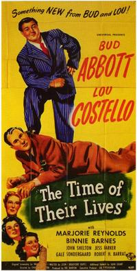 The Time of Their Lives - 27 x 40 Movie Poster - Style A
