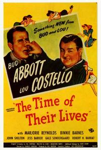 The Time of Their Lives - 27 x 40 Movie Poster - Style B