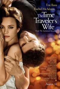 The Time Traveler's Wife - 43 x 62 Movie Poster - Bus Shelter Style A