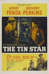 The Tin Star - 27 x 40 Movie Poster - Style A