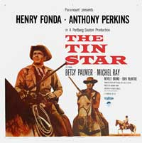The Tin Star - 30 x 30 Movie Poster - Style A
