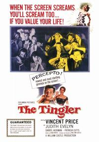 The Tingler - 43 x 62 Movie Poster - Bus Shelter Style A