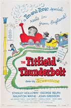 The Titfield Thunderbolt - 11 x 17 Movie Poster - Style C