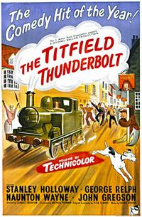 The Titfield Thunderbolt - 11 x 17 Movie Poster - Style A