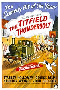The Titfield Thunderbolt - 27 x 40 Movie Poster - Style A