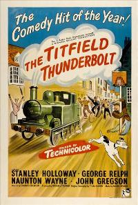 The Titfield Thunderbolt - 11 x 17 Movie Poster - UK Style A