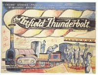 The Titfield Thunderbolt - 11 x 17 Movie Poster - Style B
