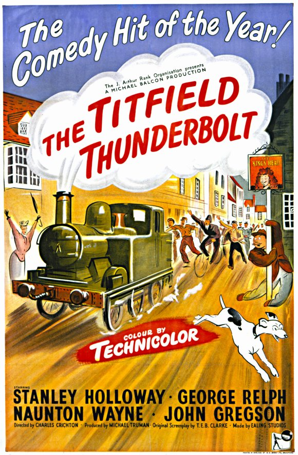 The Titfield Thunderbolt movie
