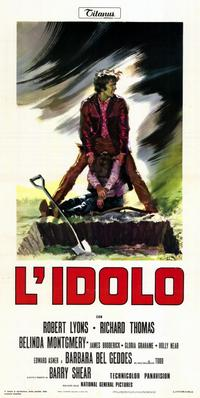 The Todd Killings - 11 x 17 Movie Poster - Italian Style A
