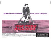 The Todd Killings - 11 x 14 Movie Poster - Style B