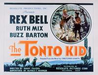 The Tonto Kid - 11 x 14 Movie Poster - Style A