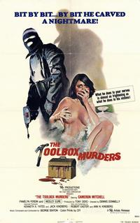 The Toolbox Murders - 11 x 17 Movie Poster - Style A