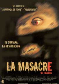 The Toolbox Murders - 11 x 17 Movie Poster - Spanish Style A