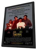 Torch Song Trilogy - 11 x 17 Movie Poster - Style A - in Deluxe Wood Frame