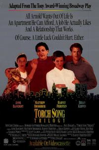 Torch Song Trilogy - 11 x 17 Movie Poster - Style A