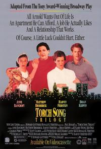 Torch Song Trilogy - 27 x 40 Movie Poster - Style A