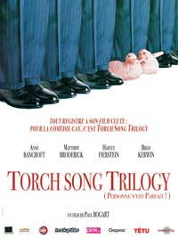 Torch Song Trilogy - 11 x 17 Movie Poster - French Style A