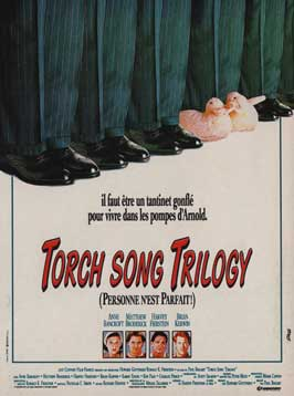 Torch Song Trilogy - 11 x 17 Movie Poster - French Style B
