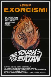 The Touch of Satan - 11 x 17 Movie Poster - Style A
