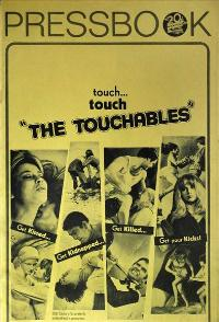 The Touchables - 27 x 40 Movie Poster - Style B