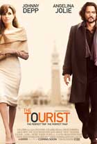The Tourist - 27 x 40 Movie Poster - Style B
