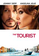 The Tourist - 43 x 62 Movie Poster - Bus Shelter Style B