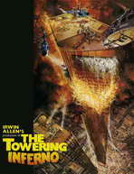 The Towering Inferno - 27 x 40 Movie Poster - Style E