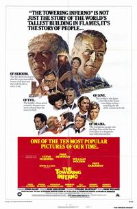 The Towering Inferno - 27 x 40 Movie Poster - Style B