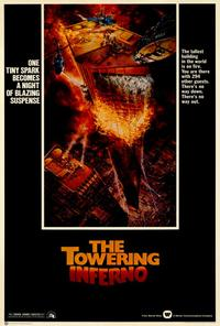 The Towering Inferno - 27 x 40 Movie Poster - Style C