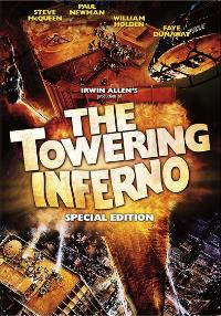 The Towering Inferno - 27 x 40 Movie Poster - Style F