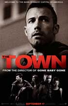 The Town - 11 x 17 Movie Poster - Style F