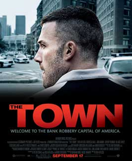 The Town - 11 x 17 Movie Poster - Style C