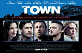 The Town - 11 x 17 Movie Poster - Style D