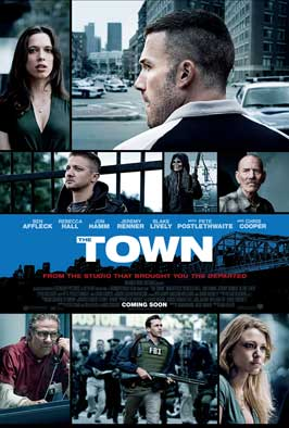 The Town - 27 x 40 Movie Poster - Style F
