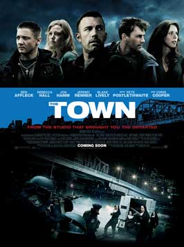 The Town - 11 x 17 Movie Poster - Style G