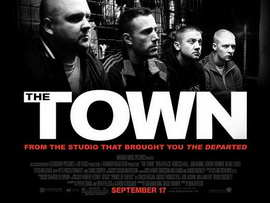 The Town - 30 x 40 Movie Poster - Style A