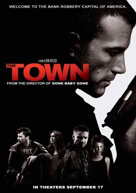 The Town - 11 x 17 Movie Poster - Style H