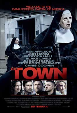 The Town - 11 x 17 Movie Poster - Style A - Double Sided