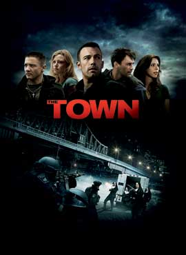 The Town - 43 x 62 Movie Poster - Bus Shelter Style A