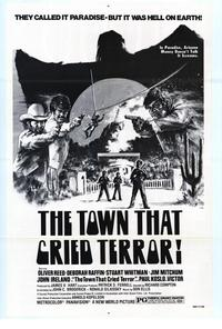The Town That Cried Terror - 27 x 40 Movie Poster - Style A