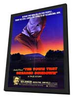 The Town That Dreaded Sundown - 27 x 40 Movie Poster - Style A - in Deluxe Wood Frame