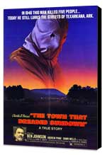 The Town That Dreaded Sundown - 27 x 40 Movie Poster - Style A - Museum Wrapped Canvas