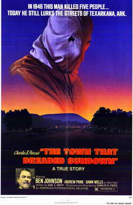 The Town That Dreaded Sundown - 11 x 17 Movie Poster - Style A