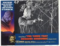The Town That Dreaded Sundown - 11 x 14 Movie Poster - Style A