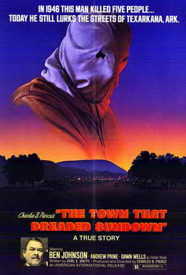 The Town That Dreaded Sundown - 27 x 40 Movie Poster - Style A