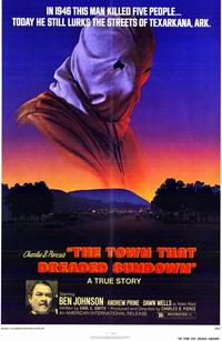 The Town That Dreaded Sundown - 11 x 17 Movie Poster - Style A - Museum Wrapped Canvas