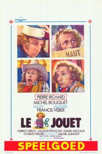 The Toy - 11 x 17 Movie Poster - Belgian Style A